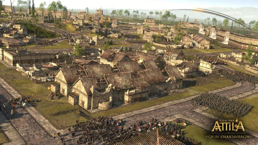 Total War Attila - Age of Charlemagne DLC Screenshot 7