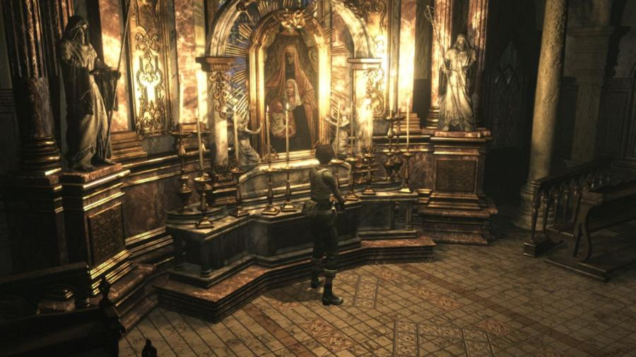 Resident Evil Zero HD Remaster Screenshot 3