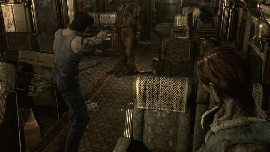 Resident Evil Zero HD Remaster Screenshot 5