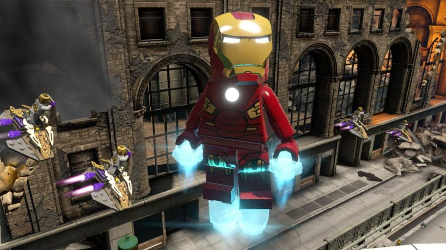 LEGO Marvel's Avengers Screenshot 2