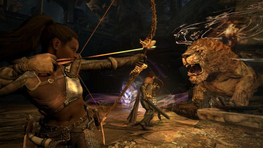 Dragon's Dogma - Dark Arisen Screenshot 2