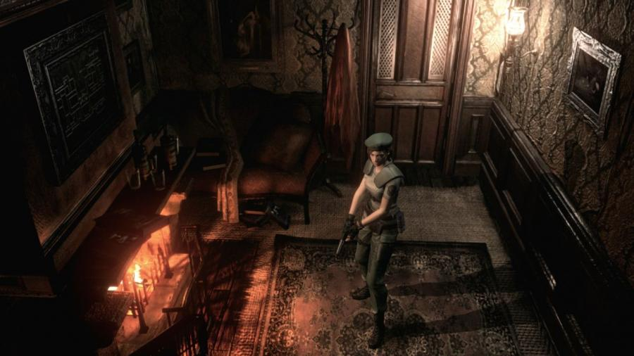Resident Evil Origins Collection Screenshot 2