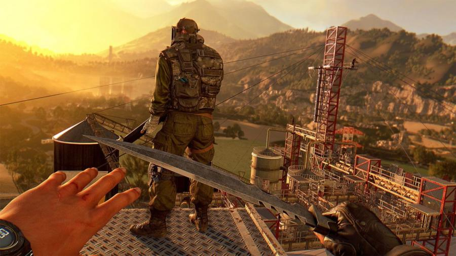 Dying Light - The Following Enhanced Edition Screenshot 4