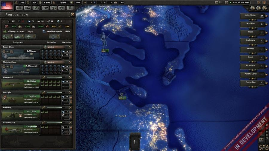 Hearts of Iron IV - Cadet Edition (DE Version) Screenshot 7