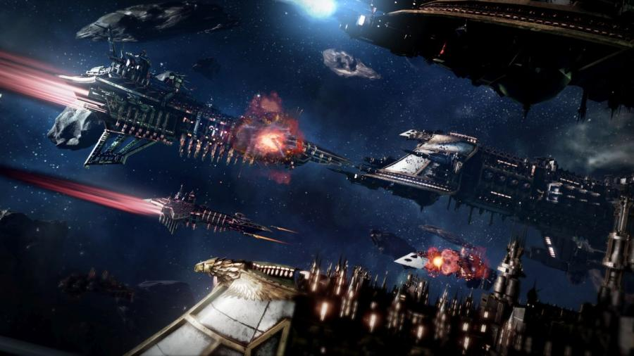 Battlefleet Gothic Armada Screenshot 6