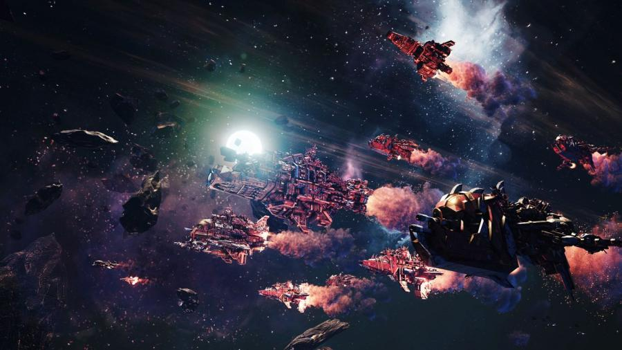 Battlefleet Gothic Armada Screenshot 3