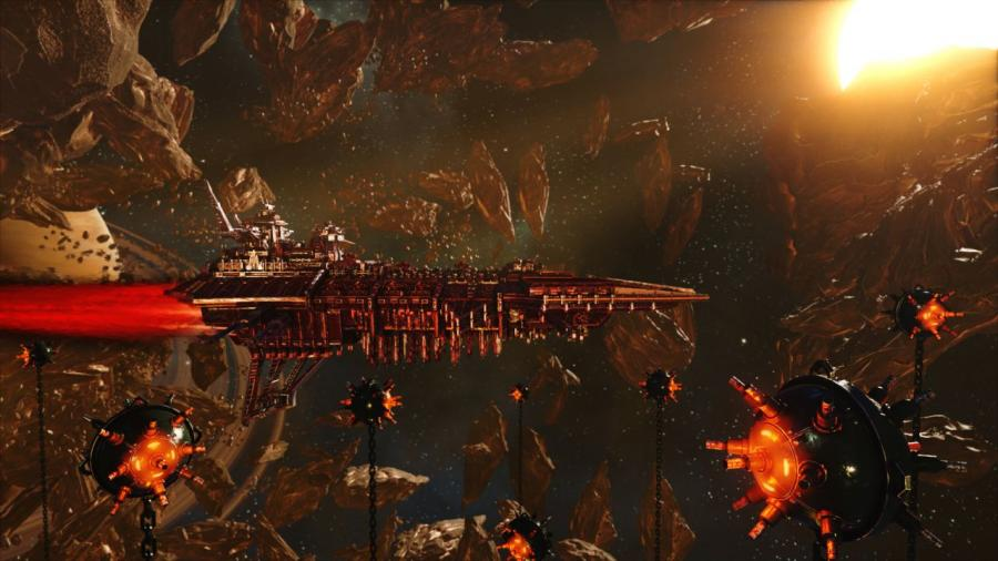 Battlefleet Gothic Armada Screenshot 7