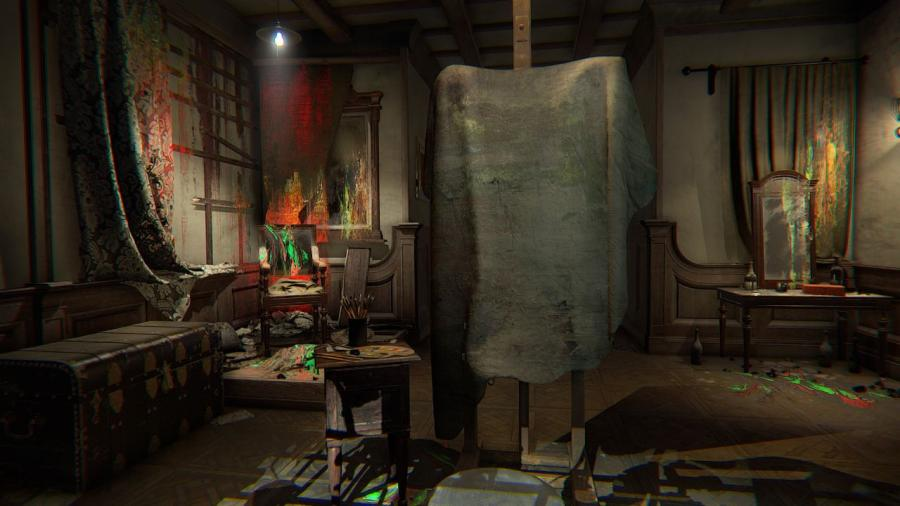 Layers of Fear Screenshot 2