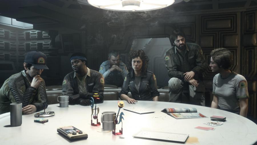 Alien Isolation Collection Screenshot 2