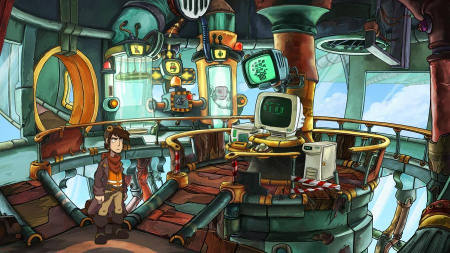 Deponia Doomsday Screenshot 6
