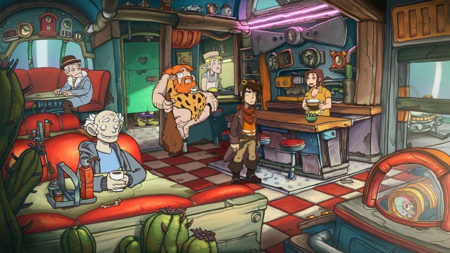 Deponia Doomsday Screenshot 3