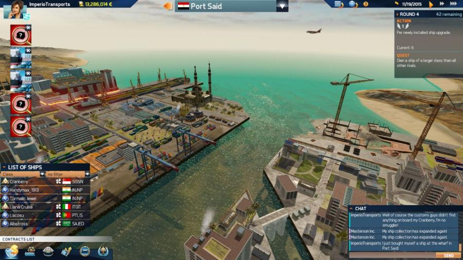 TransOcean 2 - Rivals Screenshot 2