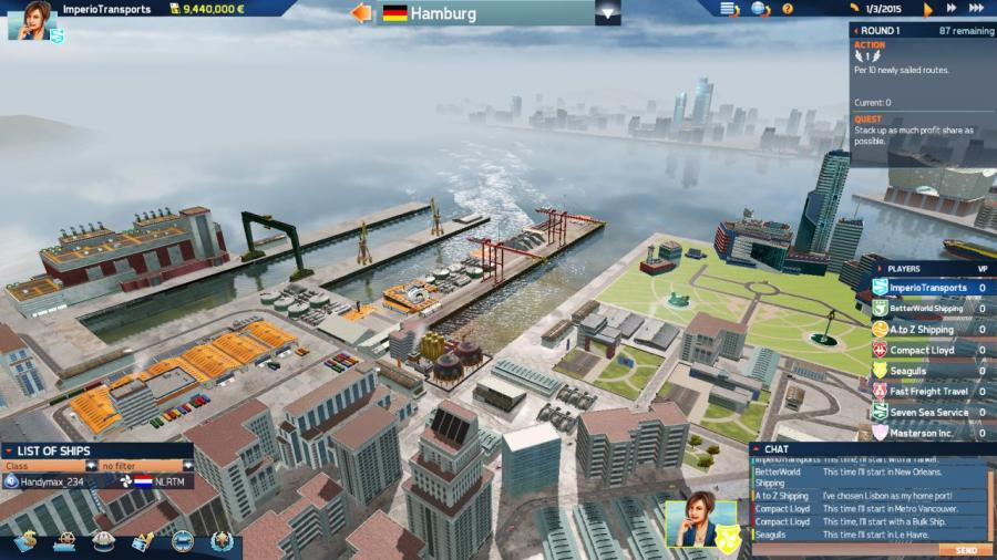 TransOcean 2 - Rivals Screenshot 7