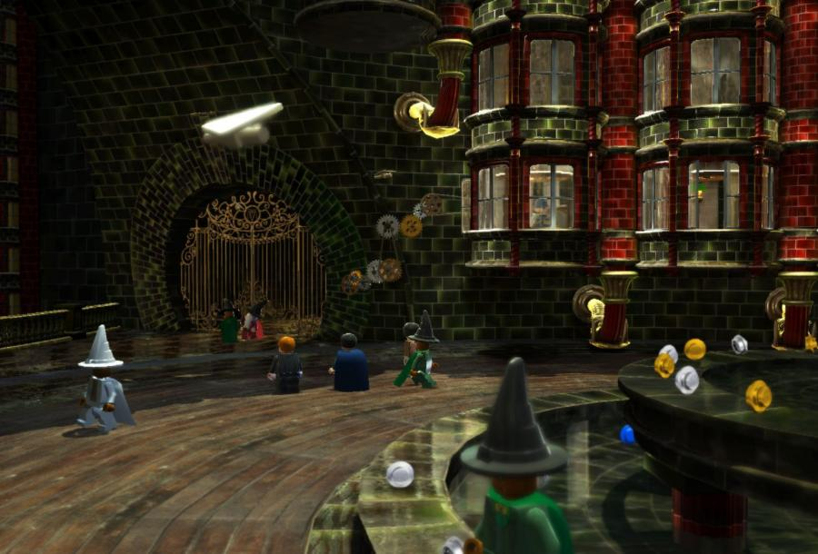 LEGO Harry Potter: Die Jahre 5-7 Screenshot 2