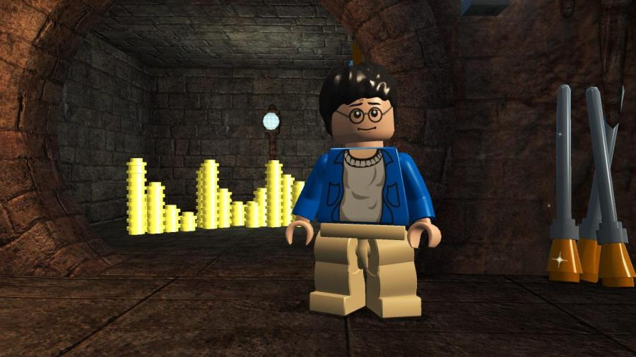 LEGO Harry Potter: Die Jahre 1-4 Screenshot 8