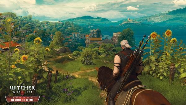 The Witcher 3 - Blood and Wine (DLC) - GOG Key Screenshot 5