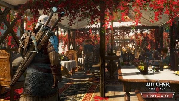 The Witcher 3 - Blood and Wine (DLC) - GOG Key Screenshot 3
