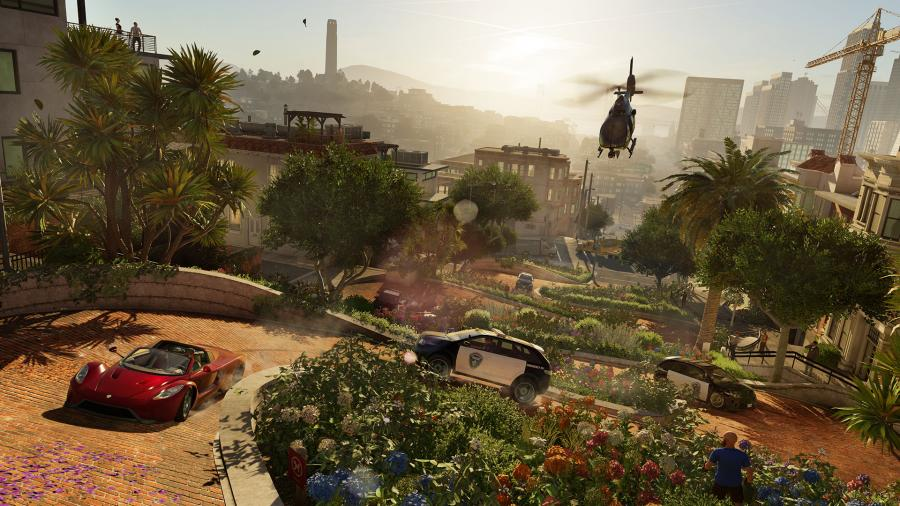 Watch Dogs 2 Screenshot 2