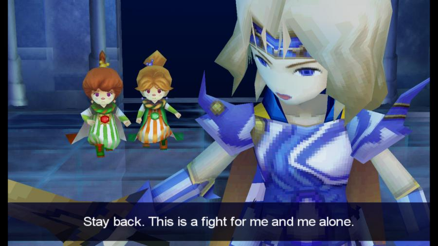 Final Fantasy III / Final Fantasy IV - Double Pack Screenshot 7