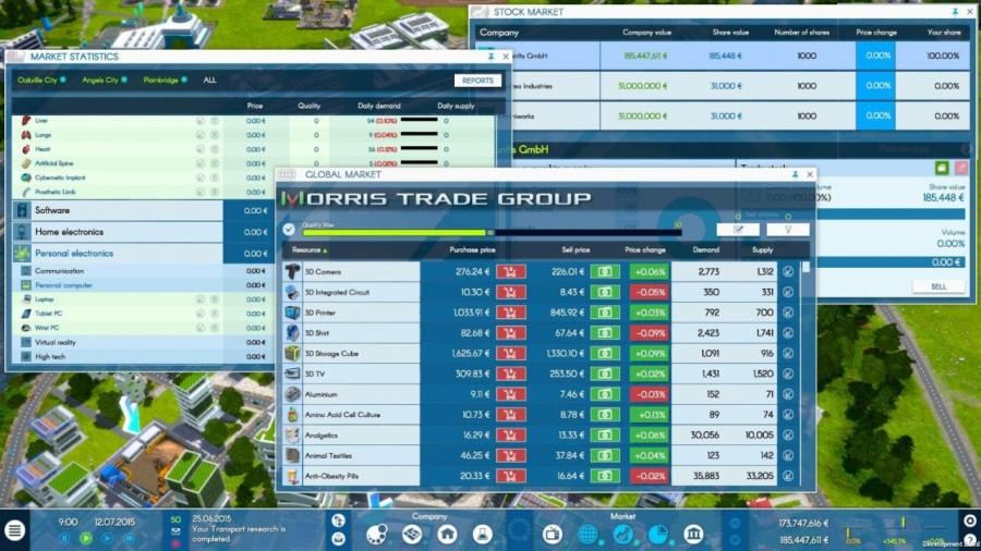 Industry Manager - Future Technologies Screenshot 3