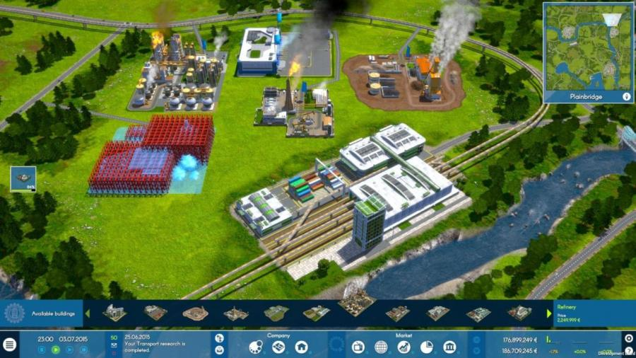 Industry Manager - Future Technologies Screenshot 7