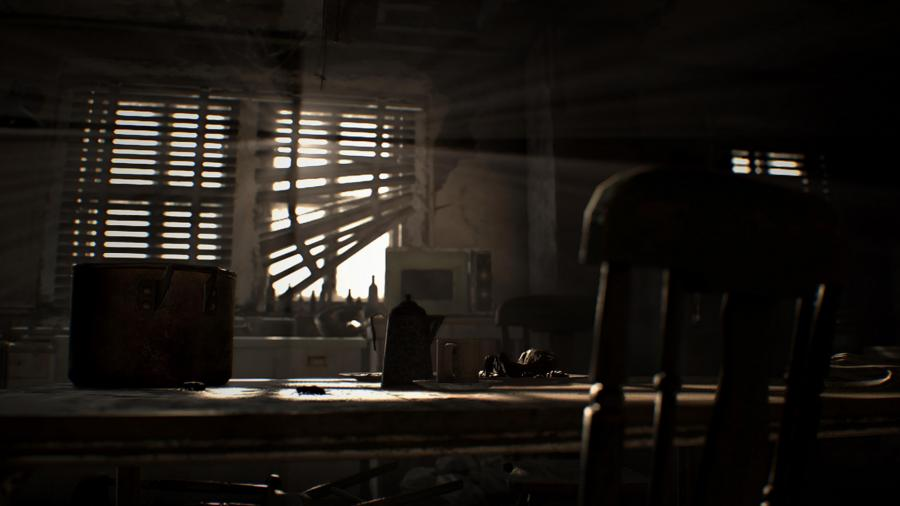 Resident Evil 7 Screenshot 2