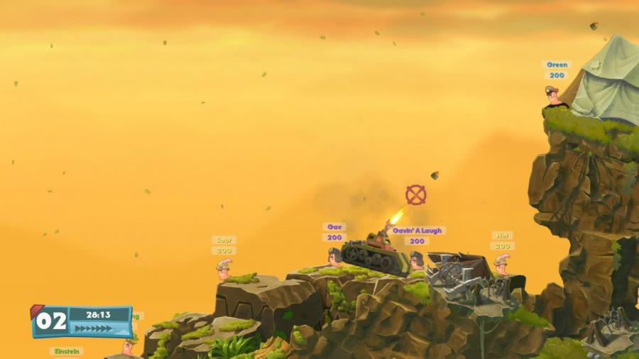 Worms W.M.D Screenshot 6