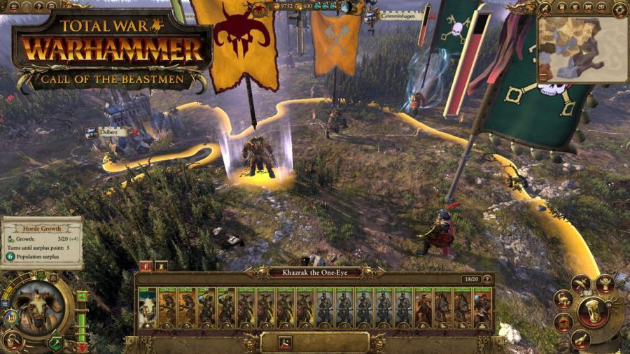 Total War Warhammer - Call of the Beastmen DLC Screenshot 9