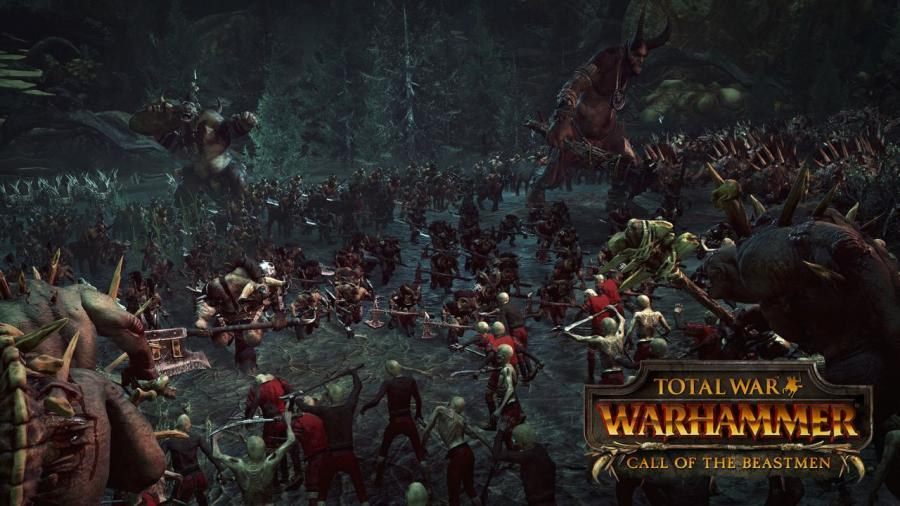 Total War Warhammer - Call of the Beastmen DLC Screenshot 4