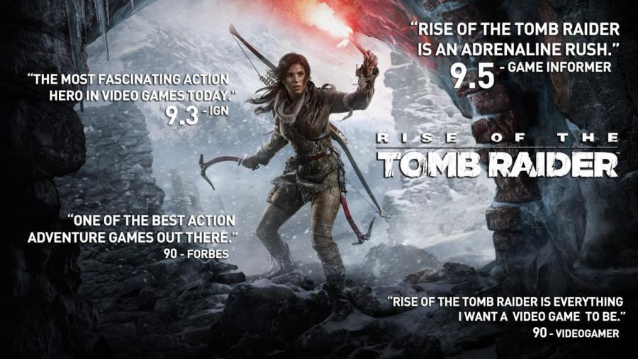 Rise of the Tomb Raider - 20 Year Celebration Edition Screenshot 7