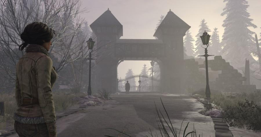 Syberia 3 Screenshot 2