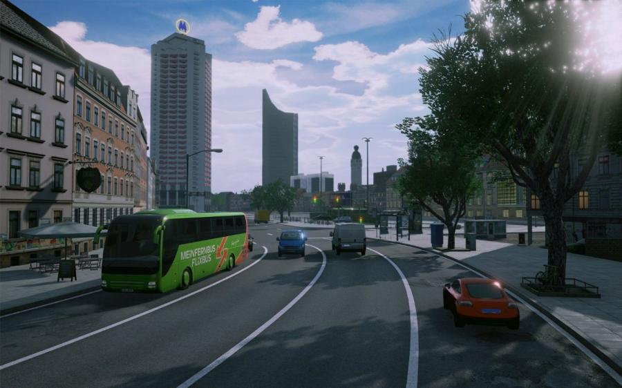 Der Fernbus Simulator Screenshot 2