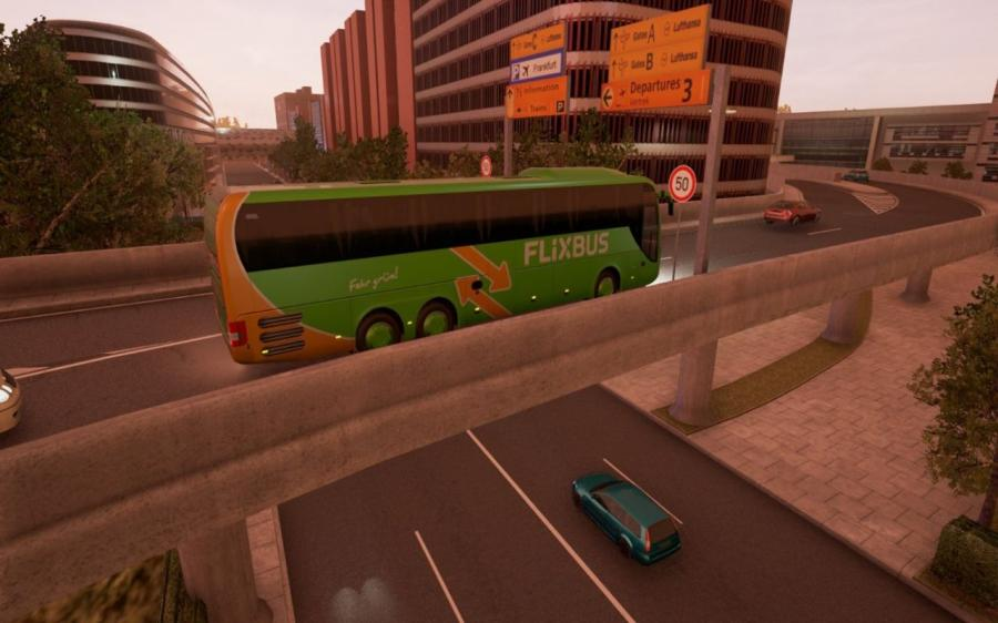 Der Fernbus Simulator Screenshot 7