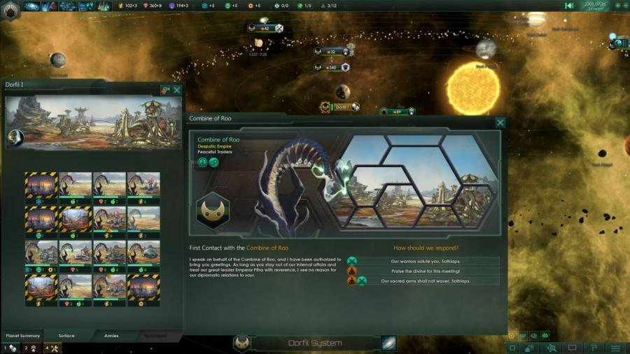 Stellaris - Plantoids Species Pack (DLC) Screenshot 2