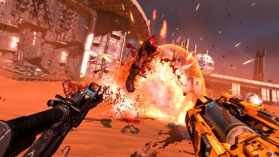 Serious Sam VR - The Last Hope (Steam Geschenk Key) Screenshot 2