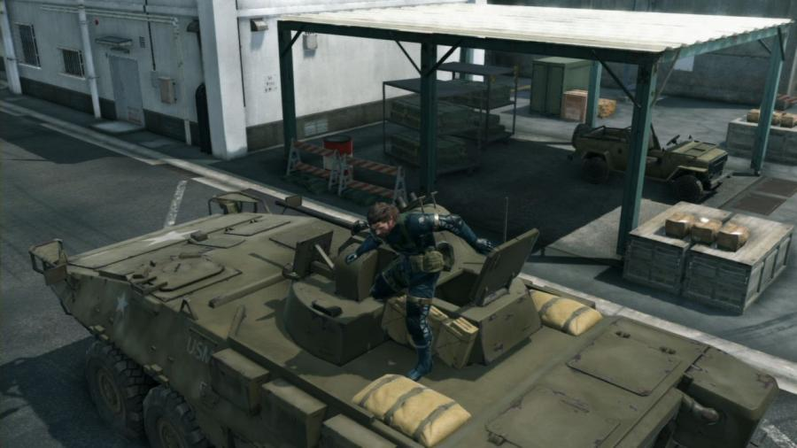 Metal Gear Solid V - The Definitive Experience Screenshot 9