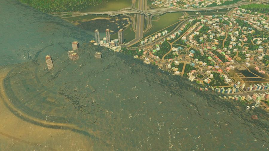 Cities Skylines - Natural Disasters (Addon) Screenshot 8