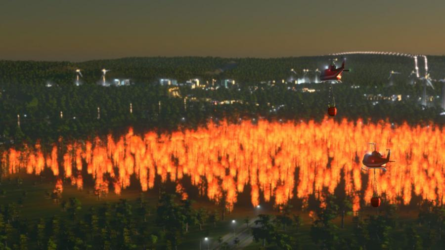 Cities Skylines - Natural Disasters (Addon) Screenshot 3