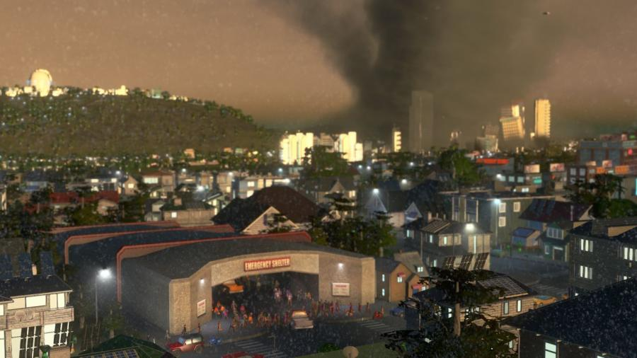 Cities Skylines - Natural Disasters (Addon) Screenshot 6
