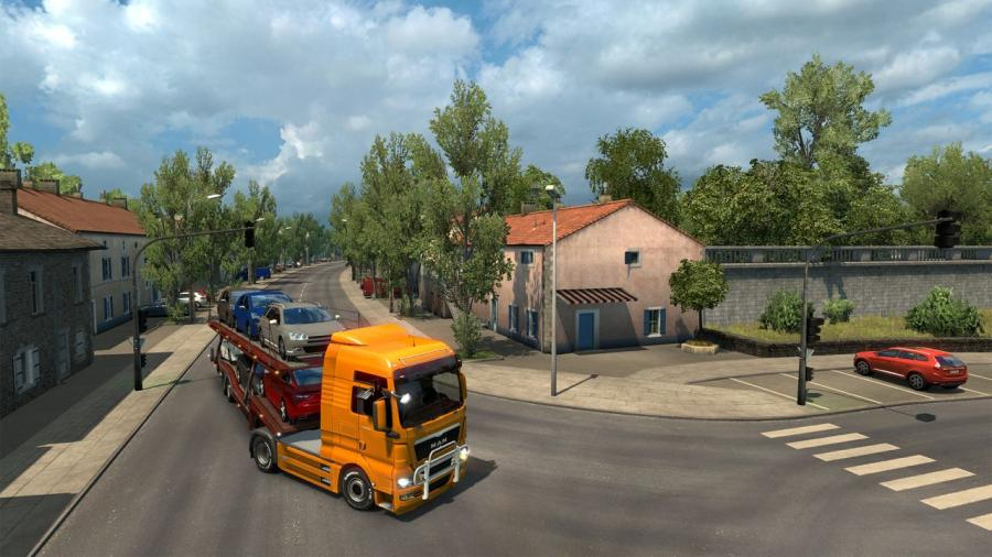 Euro Truck Simulator 2 - Vive la France Screenshot 8