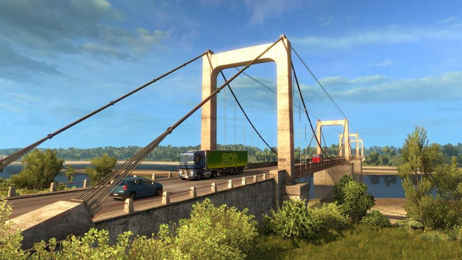 Euro Truck Simulator 2 - Vive la France Screenshot 4