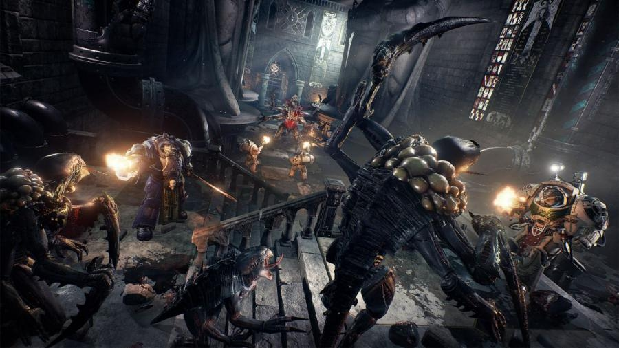 Space Hulk - Deathwing Screenshot 7
