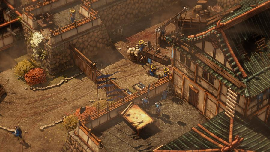 Shadow Tactics - Blades of the Shogun Screenshot 8