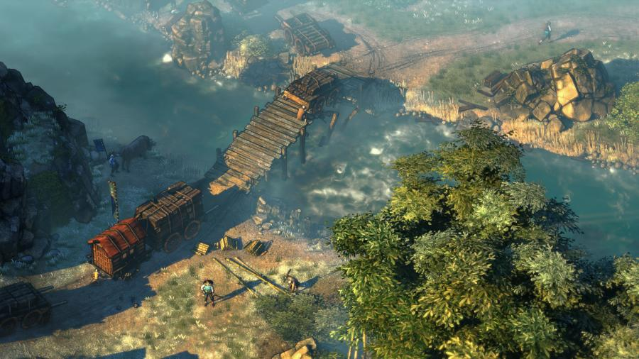 Shadow Tactics - Blades of the Shogun Screenshot 6