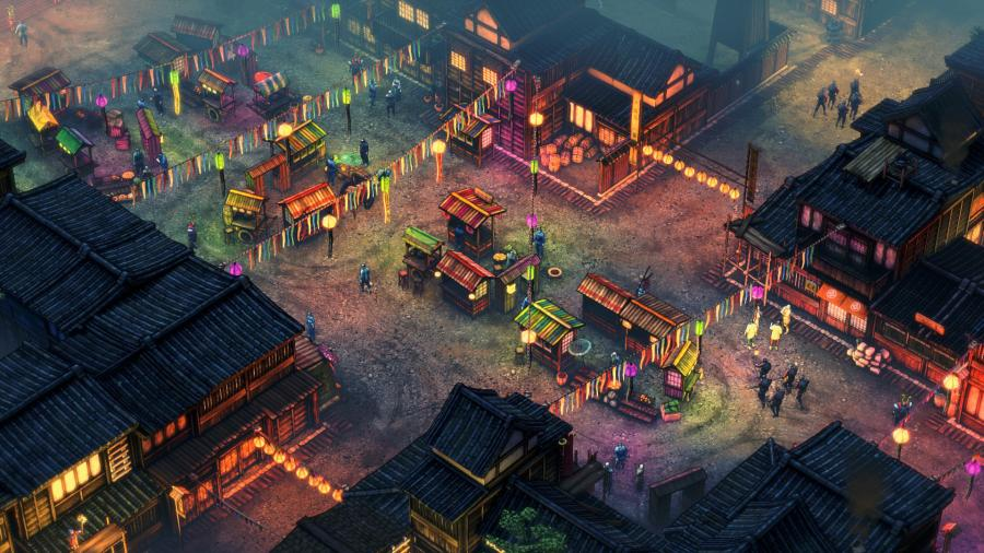 Shadow Tactics - Blades of the Shogun Screenshot 4