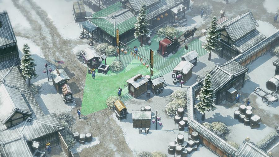 Shadow Tactics - Blades of the Shogun Screenshot 2