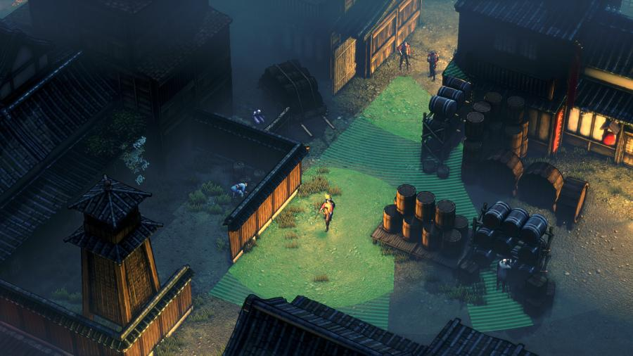 Shadow Tactics - Blades of the Shogun Screenshot 7