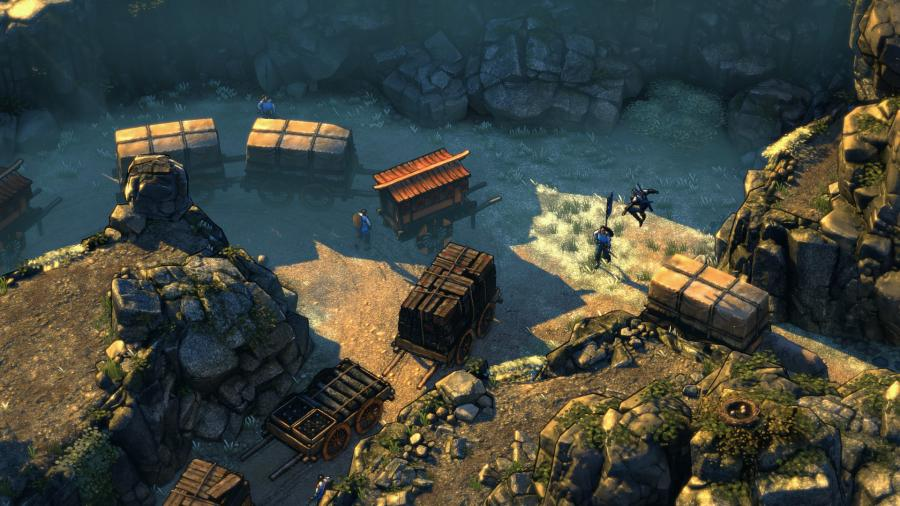 Shadow Tactics - Blades of the Shogun Screenshot 3