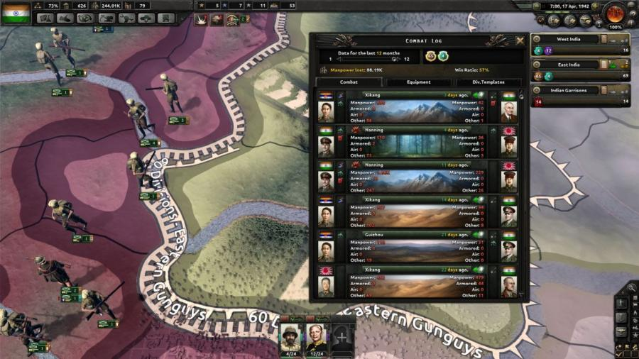 Hearts of Iron IV - Together for Victory (Addon) Screenshot 9