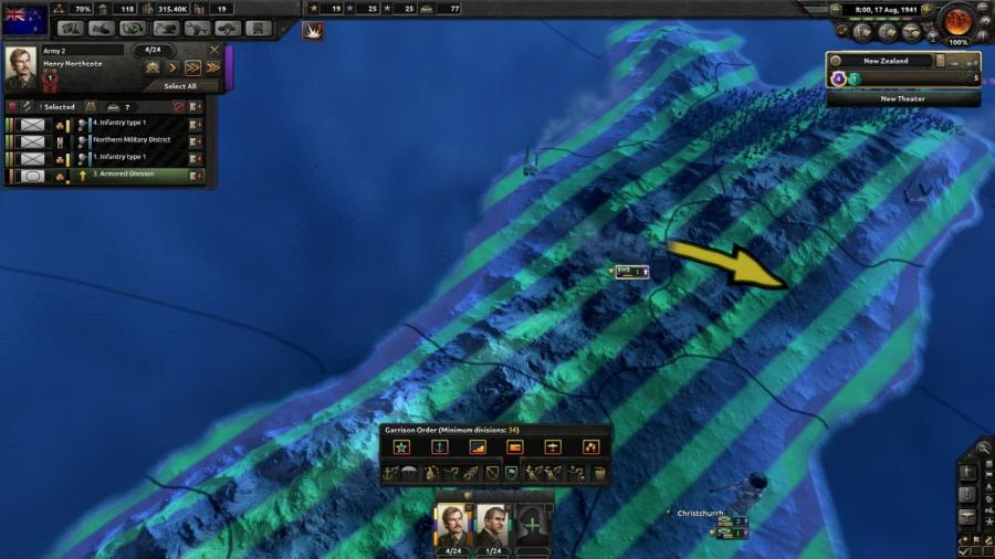 Hearts of Iron IV - Together for Victory (Addon) Screenshot 4